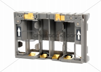 Adapter AA batteries