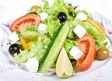 Greece salad