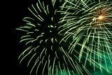 International Fireworks Festival. September 25, 2010 in Donetsk,