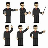 Bodyguard character set 01