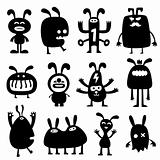 crazy rabbits set01