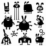 crazy rabbits set03