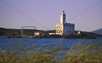 Olbia's Lighthouse