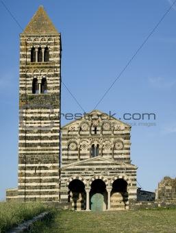 Abbey of Saccargia, Sardinia