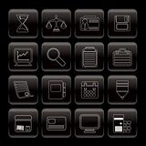 Line  Business and office  Icons