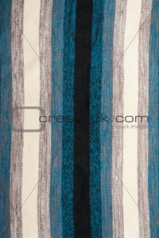 Knitted colour plaid fabrics