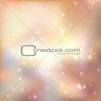 Abstract light brilliant vector background