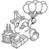 Hippo and Balloons