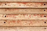 Concrete form boards