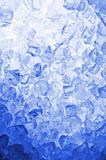 abstract blie ice background