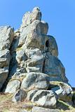 Urych Rocks view