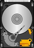 hard disk