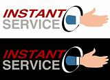Instant Service