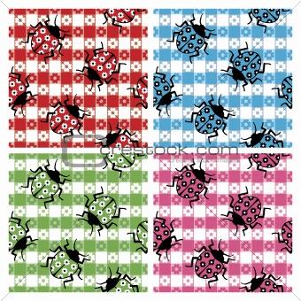 Camouflaged Ladybugs