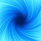 Concept Blue Twirl background. EPS 8