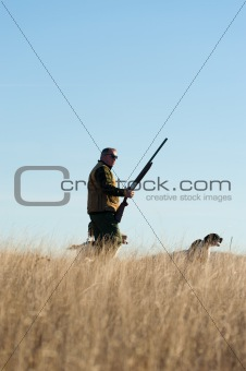 Hunting partners