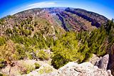 Grand Canyon Fisheye