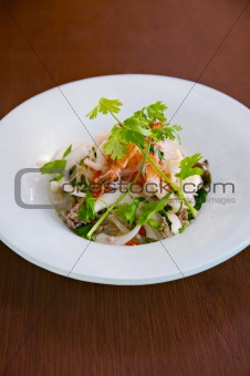 Bean Vermicelli Spicy Salad