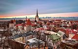 Old town of Tallinn