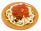 Tasty spaghettis