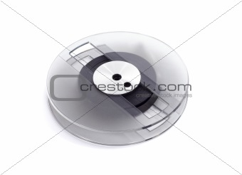 audio magetic recording tape spools