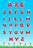 ABC Latin Alphabet