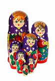 Russian nest-dolls