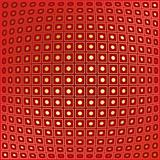 abstract background red dots