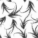 Seamless leaf wallpaper