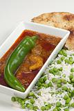 Chicken Madras curry