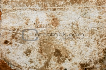 Grungy Old Paper Background