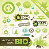 Eco concept elements