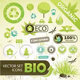 Eco concept elements