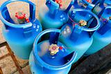Propane tanks