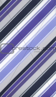 Close-up diagonal striped background