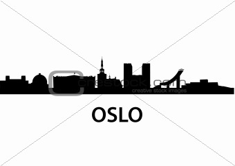 Skyline Oslo
