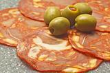 sausage of Spain