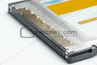 fire-wire card