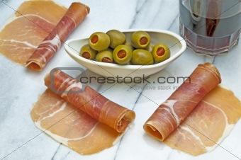 ham of Spain
