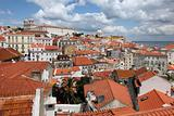 Alfama in Lisbon