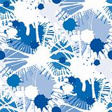 Seamless stains pattern I