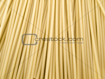 Background from a spaghetti