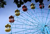 Carousel ferris wheel