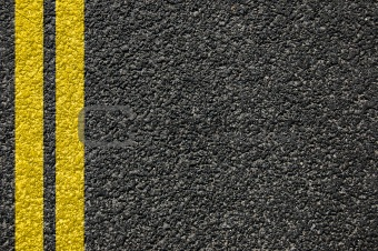 Image 3458365 Road Texture With Lines From Crestock Stock
