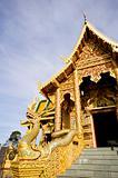 thai temple Lanna style