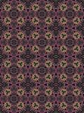 Abstract eastern vector pattern