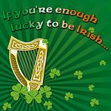 Saint Patrick's day greetings