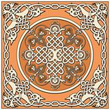 Ancient old russian vector pattern