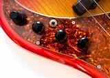 Bass Guitar control