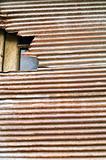 metal shutter